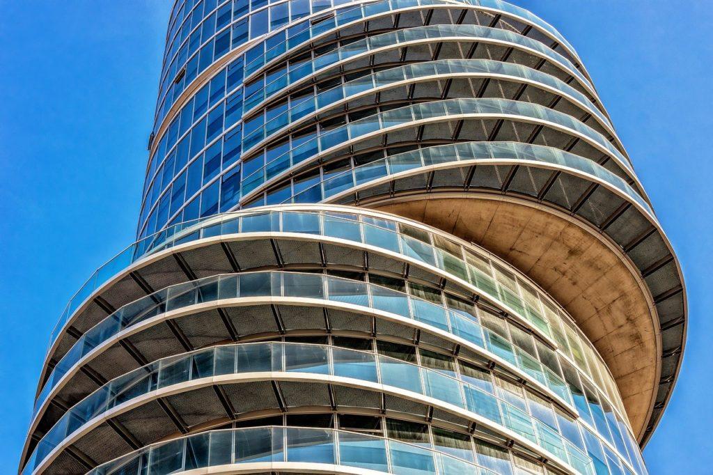 architecture, skyscraper, eccentric tower